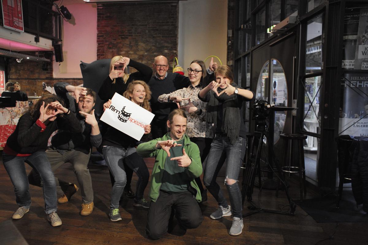 Team FilmFestSpezial 2017