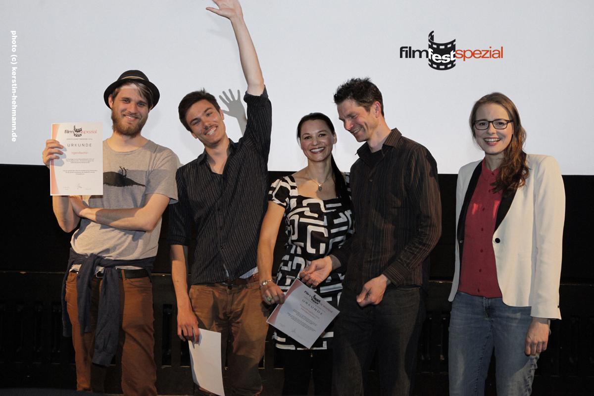 Kurzfilmpreisgewinner 2016